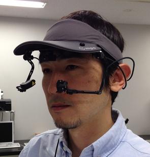 眼球運動測定装置